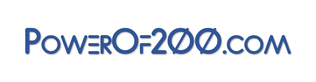 Powerof200